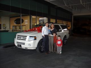 2008 Ford Expedition EL Ltd AWD