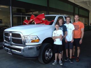 2012 Dodge Ram Pickup