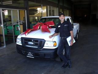 2007 Ford Ranger Pickup