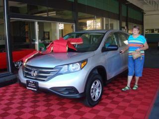 2014 Honda CRV AWD LX