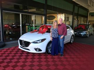 2015 Mazda 3S Grand Touring