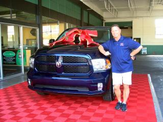 2016 Dodge Ram Pickup