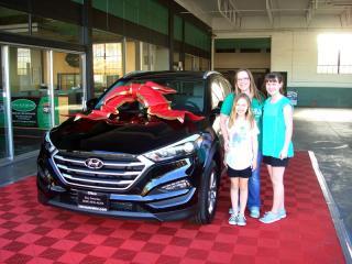 2017 Hyundai Tuscon