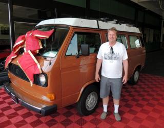 1982 VW Vanagon Westfalia Camper Van
