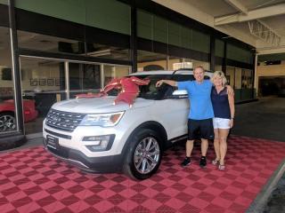 2017 Ford Explorer Ltd. 4x4