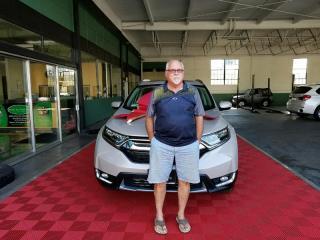 2017 Honda CRV AWD Touring