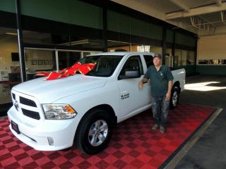 2017 Dodge Ram 1500 Express Quad Cab Pickup