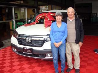 2018 Honda Ridgeline