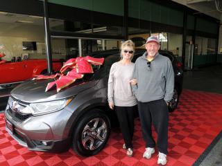 2018 Honda CRV Exl