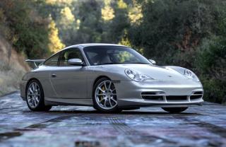2005 Porsche 911 996.2 GT3