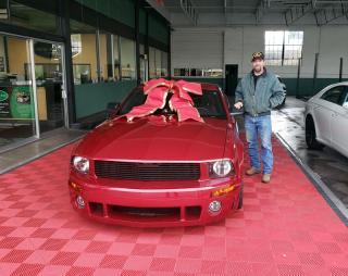2005 Ford Roush Mustang