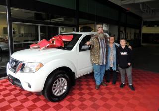 2018 Nissan Frontier CrewCab Pickup
