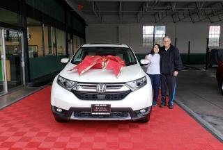 2018 Honda CRV