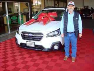 2019 Subaru Outback Ltd.