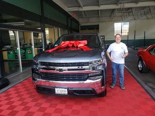 2019 Chevrolet Silverado 1500 Pickup Truck