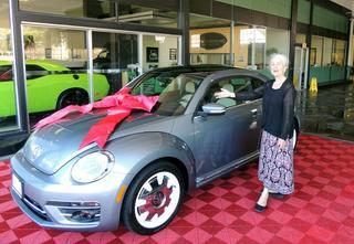 2019 VW Beetle 2.0T