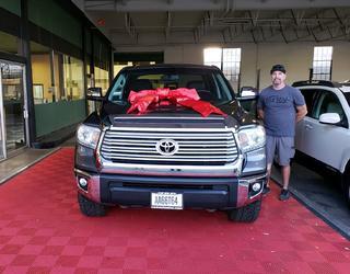 2014 Toyota Tundra Pickup
