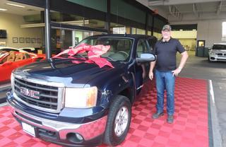 2008 GMC Sierra Pickup Truck