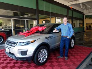 2017 Land Rover Evoque