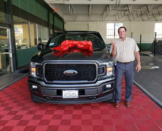 2020 Ford F150 Lariat Pickup