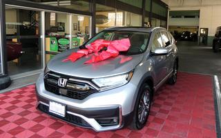 2021 Honda CRV Touring